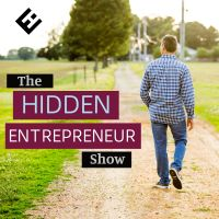 The Hidden Entrepreneur podcast art