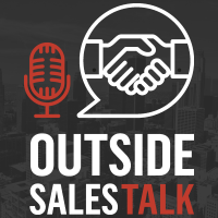Outside Sales Talk podcast art