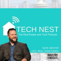 Tech Nest podcast art